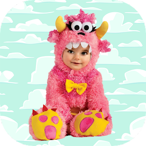 Baby Dress Up Photo Editor