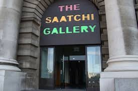 ARTE GLOBALE @  THE SAATCHI GALLERY