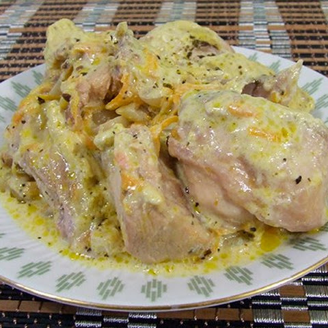 Fricassee Of Rabbit.