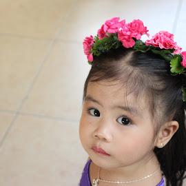 Flower Girl by Rhyan  Dela Cruz - Wedding Other ( wedding, cute, flower girl )