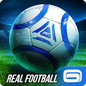 Game Real Football APK for Kindle