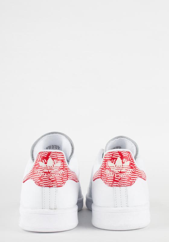 stan smith adidas red nz