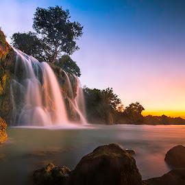 Air terjun Toroan by Bramantya Wardana - Landscapes Sunsets & Sunrises