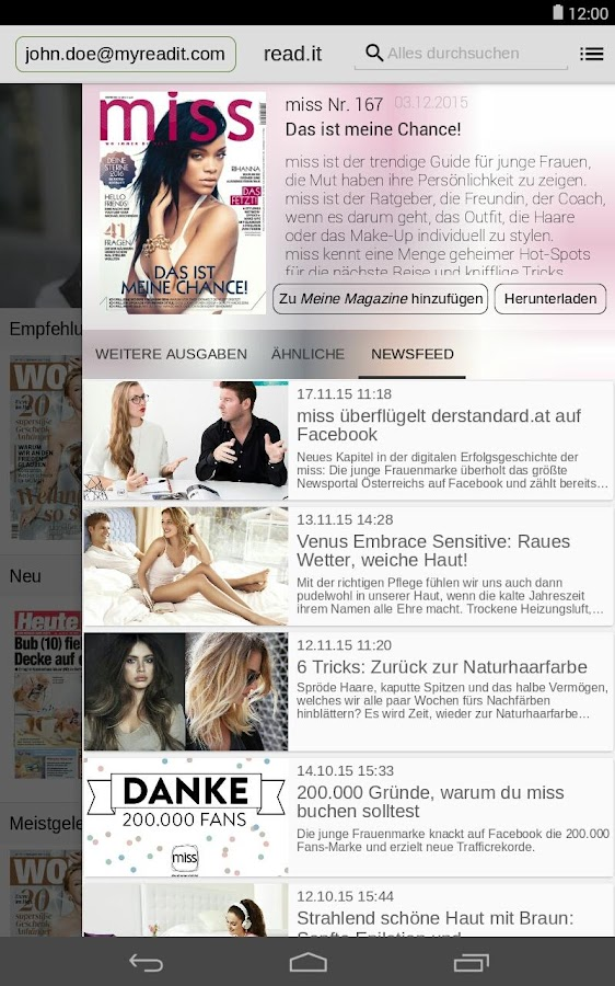 read.it - Einfach lesen Screenshot 13