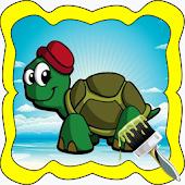 Download Turtles Family Cartoon APK on PC