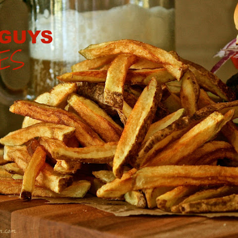 Copycat 5 Guys' Fries!