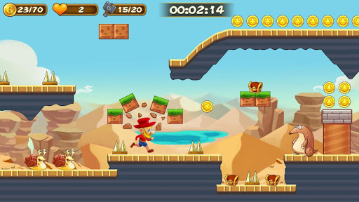Super Adventure of Jabber screenshot 3