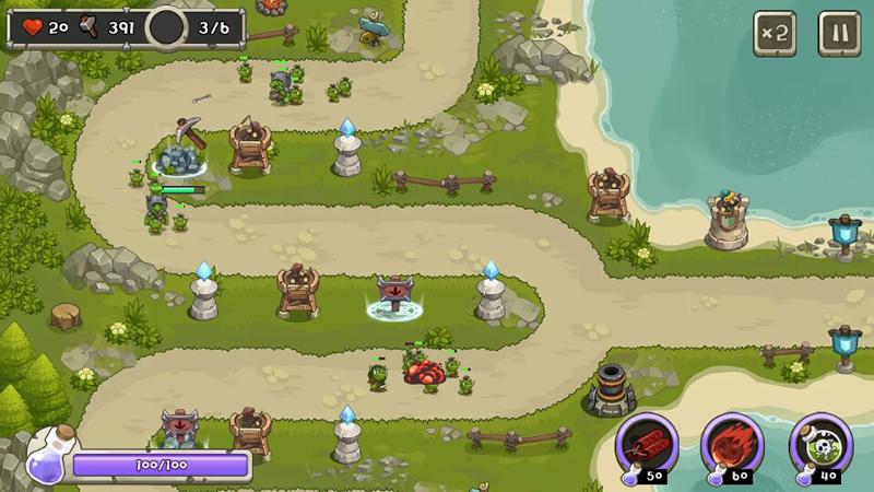 Tower Defense King Screenshot 2