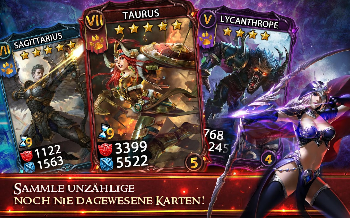 Deck Heroes: Duell der Helden Screenshot 7
