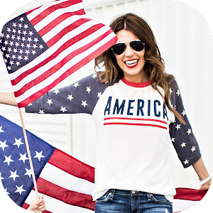 US Independence Day Photo Frames For PC / Windows 7/8/10 / Mac – Free Download
