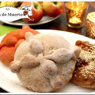 Pan De Muerto Without Anise Recipes