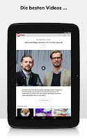 Screenshot of stern – News & Unterhaltung