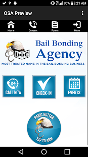 Doc Bail Bonding - screenshot