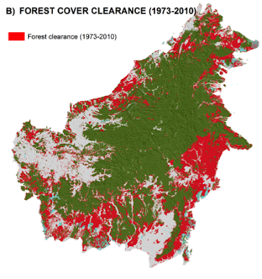 Borneo Futures Science for Change Deforestation