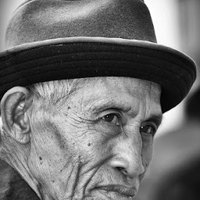 Old Man... by Irfan Hikmawan - People Portraits of Men