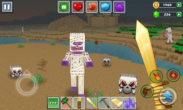 Exploration Craft apk screenshot