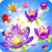 Game Blossom Crush Mania version 2015 APK