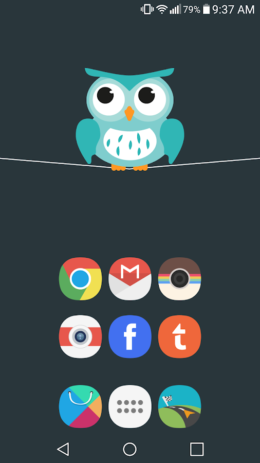 Aerus MultiLauncher Icon Theme Screenshot 0