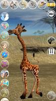 Screenshot of Talking George The Giraffe