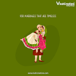 Marriage is giving someone the license to drive you along in a beautiful journey of togetherness. Find your Comrade with VivahCreations now