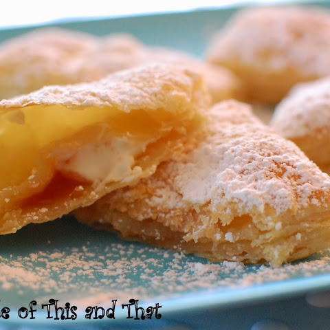 Guava Pastry Pockets