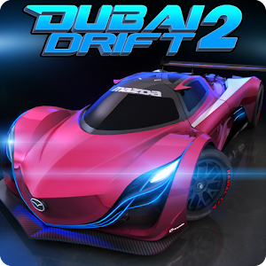 Cover art Dubai Drift 2