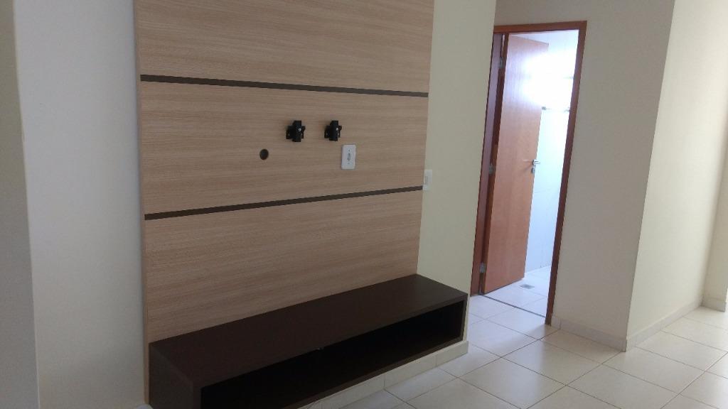 Apartamento com 2 dormitórios à venda, 55 m² por R$ 210.000 - Olinda - Uberaba/MG