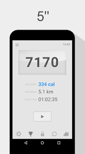 Step Counter - Calorie Counter for pc