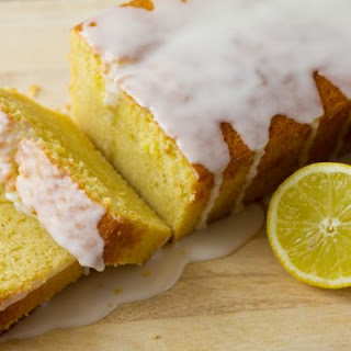 Glazed Lemon Pound Cake That Tastes Better Than Starbucks