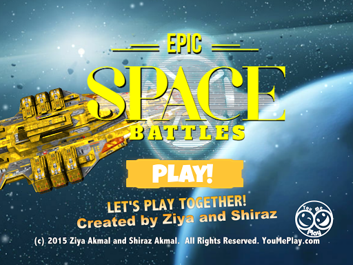 You Me Play-Epic Space Battles - screenshot