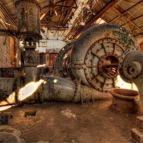 by Jon Morgan - Artistic Objects Industrial Objects