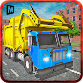 Game Ultimate Garbage Truck Driver APK for Windows Phone