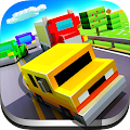 Game Blocky Highway: Traffic Racing APK for Kindle
