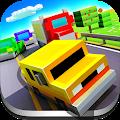 Game Blocky Highway: Traffic Racing APK for Windows Phone