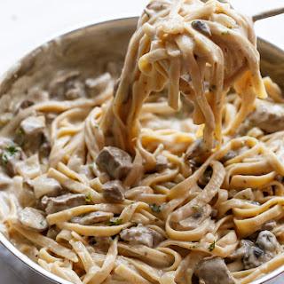 Creamy Beef Mushroom Recipes