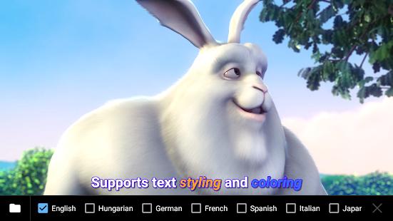 Captura de pantalla de MX Player Pro