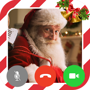 Video Call from Santa - call and chat For PC