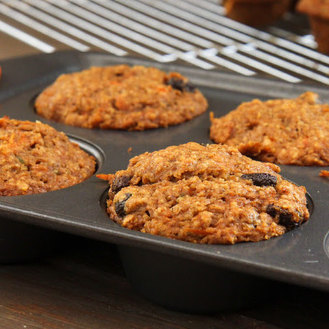 Apple Bran Flax Muffins from Bob's Red Mill (Back of the Package)