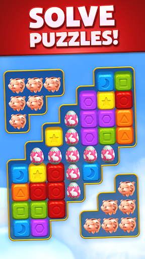 Toy Blast screenshot 2