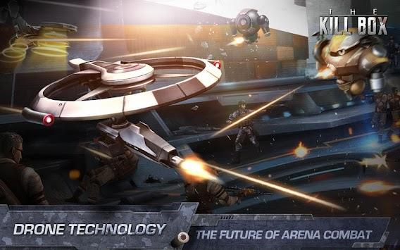 The Killbox: Arena Combat apk screenshot