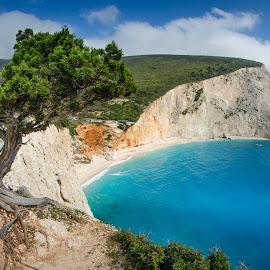 Porto Katsiki Beach by Andrei Nica - Landscapes Beaches
