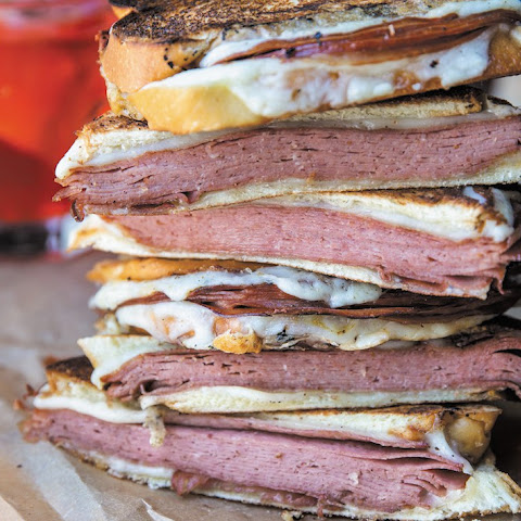 How (And Why) To Make A Fried Mortadella Sandwich ASAP