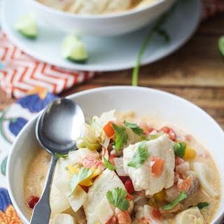 Brazilian Fish Soup (Moqueca)