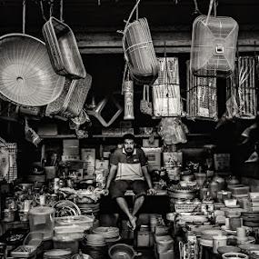 Shopfront by Mario Wibowo - City,  Street & Park  Street Scenes ( studio, mario, 2013, mario wibowo, kelapa gading, wibowo, travel, trip, nikon, belitung, mwp )