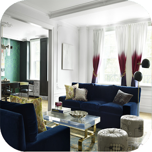 living room curtains for PC-Windows 7,8,10 and Mac