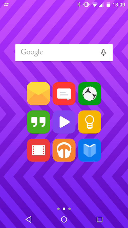 Goolors Elipse - icon pack Screenshot 0
