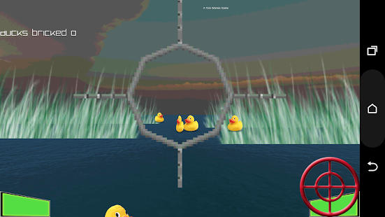 Ducks VS Bricks - screenshot