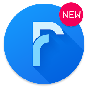 Flux White - CM13/12.1 Theme APK Cracked Download