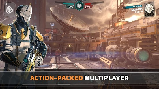Game Modern Combat Versus: New Online Multiplayer FPS apk for kindle fire