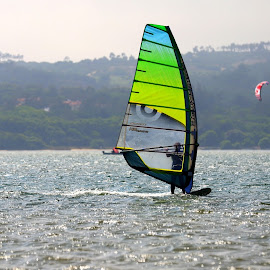 Wind by Gil Reis - Sports & Fitness Watersports ( adventure, places, nature, water, life )